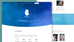 Bluemics website